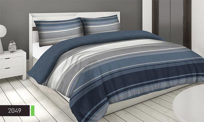 5 סט מצעים 100% כותנה ROMANTEX למיטת יחיד או זוגית