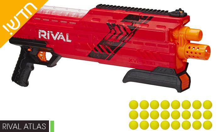 3 רובה צעצוע לילדים Nerf