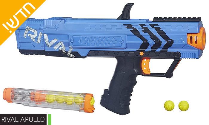 4 רובה צעצוע לילדים Nerf