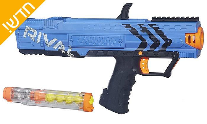 6 רובה צעצוע לילדים Nerf