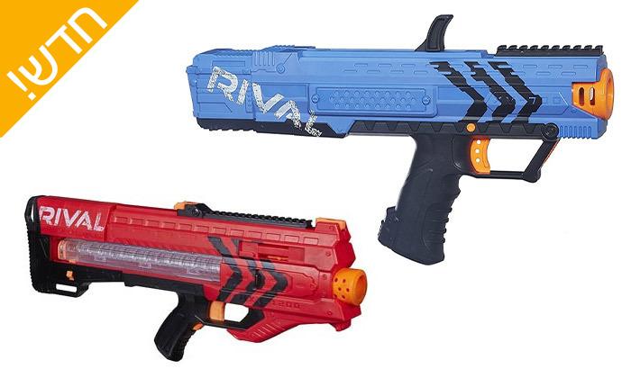 2 רובה צעצוע לילדים Nerf