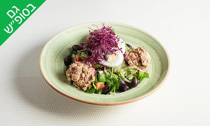 6 ארוחה במסעדת לוקמה LUKMA, יפו