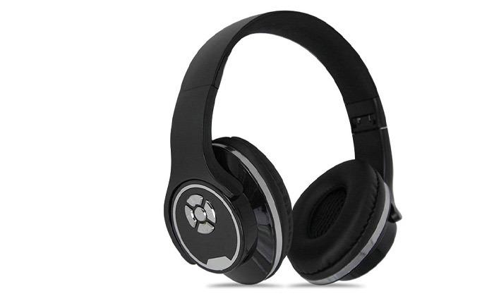 6 אוזניות קשת אלחוטיות שהופכות לרמקולים