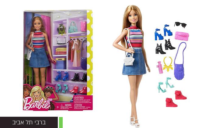 5 בובת ברבי Barbie