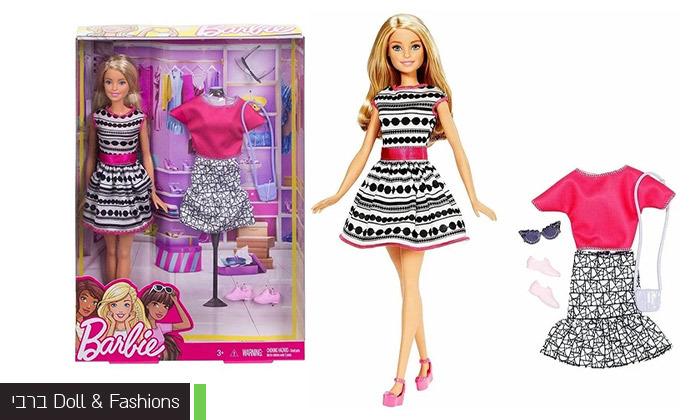 4 בובת ברבי Barbie