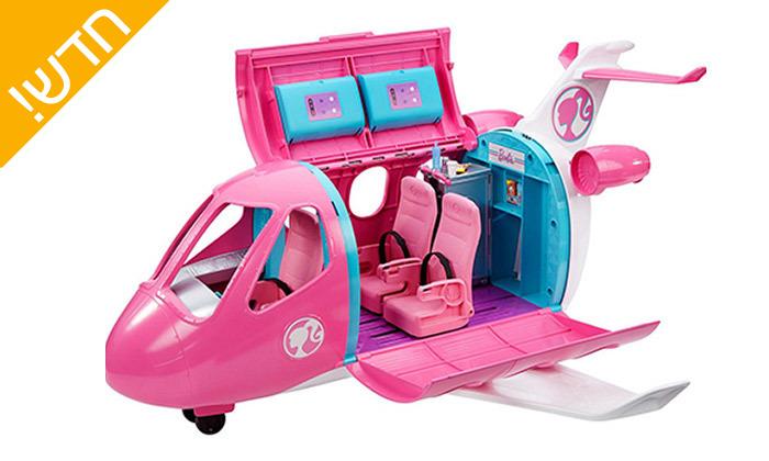 2 צעצוע מטוס החלומות ברבי Barbie