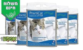 5 שקי חול חתולים practicat