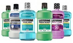 6 בקבוקי מי פהListerine