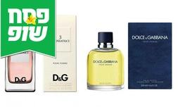 בושם Dolce & Gabbana