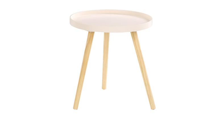 4 שולחן קפה דגם VENTO - כולל שולחן STEFANO מתנה