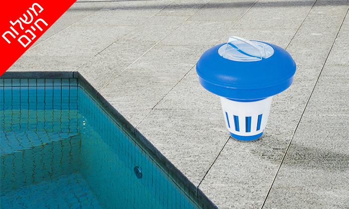 6 בריכת שחייה מלבנית Bestway - משלוח חינם