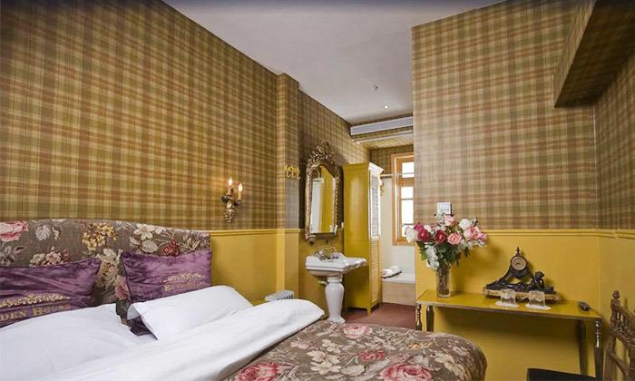 """7 מלון אליוט שוק הכרמל - חופשה זוגית תל אביבית עם עיסוי, כולל סופ""""ש"""