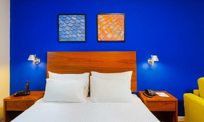 """9 חופשה במלון ג'ייקוב Jacob טבריה, כולל סופ""""ש"""