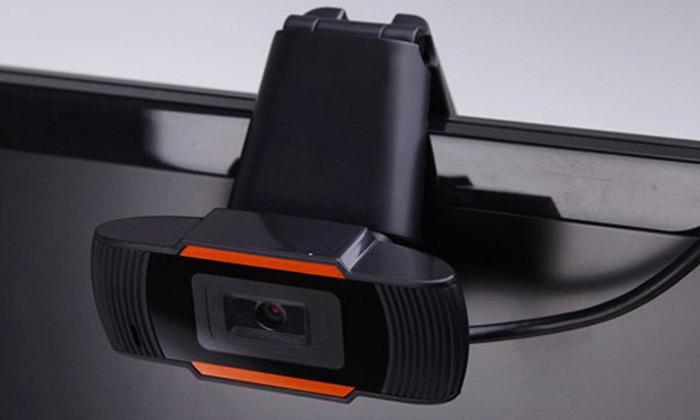 7 מצלמת רשת web cam 1080p