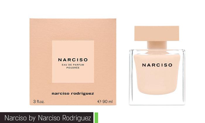 5 בושם לאישה Narciso Rodriguez