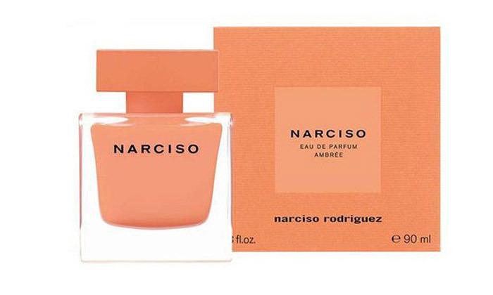 10 בושם לאישה Narciso Rodriguez