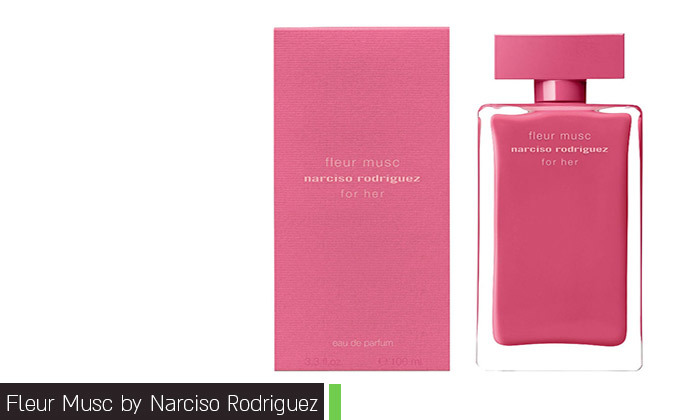 7 בושם לאישה Narciso Rodriguez