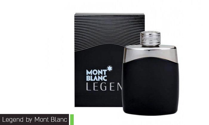 3 בושם לגבר מבית Mont Blanc