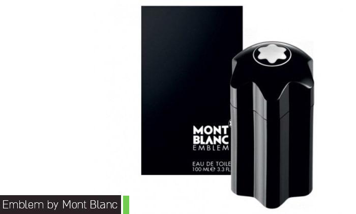 4 בושם לגבר מבית Mont Blanc