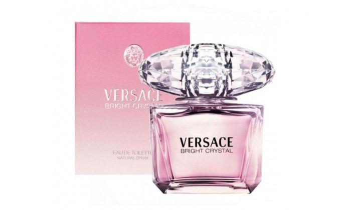 7 בושם לגבר ולאישה מבית Versace