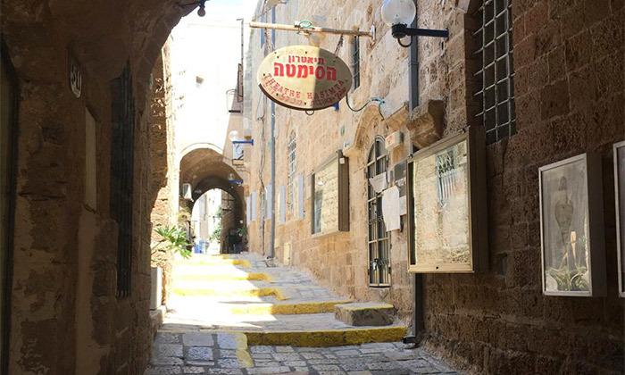 5 מטיילים בלב העיר: סיור שקיעה ביפו או סיור בוקר בתל אביב