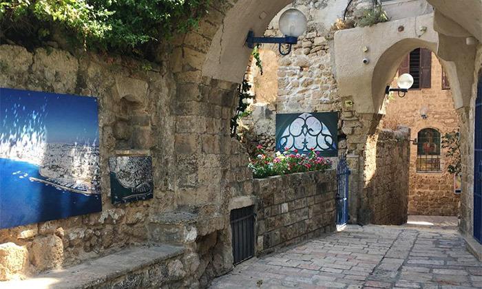 2 מטיילים בלב העיר: סיור שקיעה ביפו או סיור בוקר בתל אביב