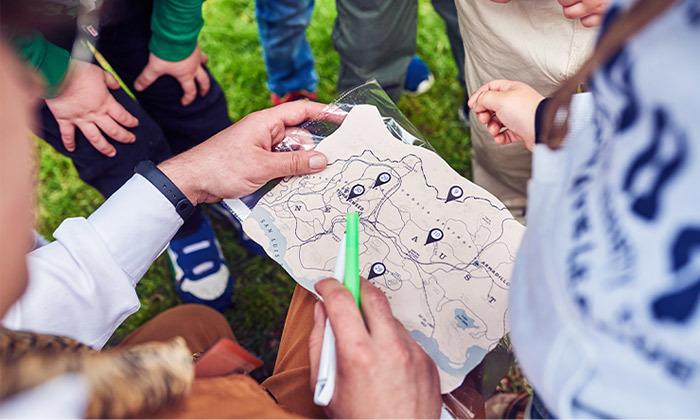 2 פעילות ניווט סלולרי ברחבי הארץ לימי גיבוש ואירועים - עד 35 משתתפים