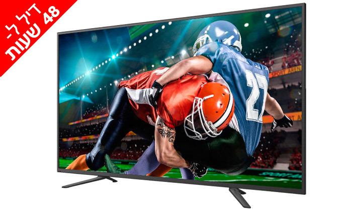2 דיל ל-48 שעות: טלוויזיה FHD פירלס Peerless, מסך 40 אינץ'