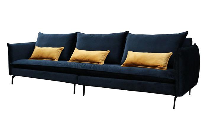 4 ספה תלת מושבית גדולה Or Design, דגם סוהו