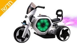 אופנוע סילון ממונע לילדים