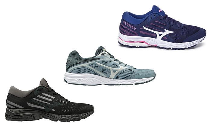 2 נעלי ספורט לנשים מיזונוMizuno