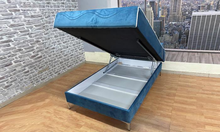 3 מיטה ברוחב וחצי Or Design, דגם סליפר