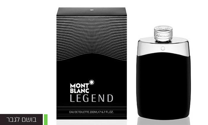 3 בושם לגבר ולאישה Mont Blanc