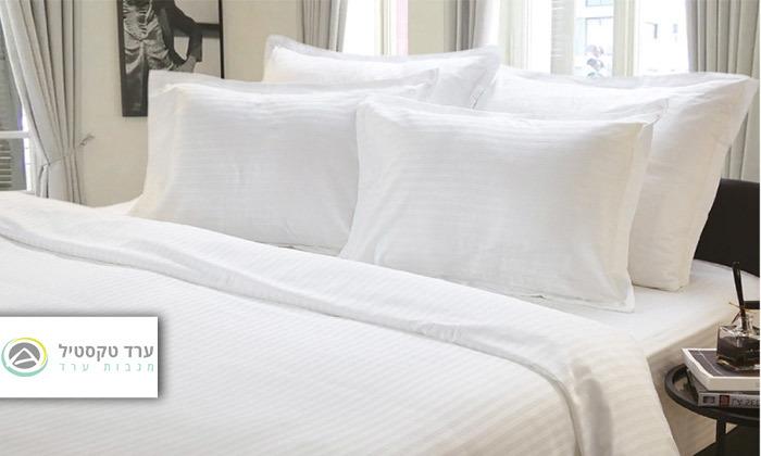 2 סט מצעים ערד טקסטיל 4 חלקים למיטת יחיד - משלוח חינם