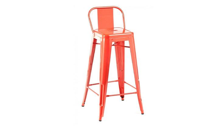 3 כיסא בר גבוה במבחר צבעים