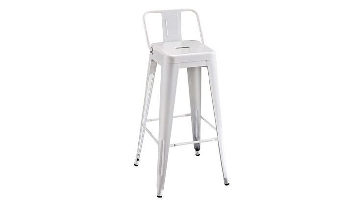 5 כיסא בר גבוה במבחר צבעים