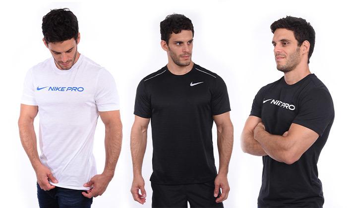 2 חולצות Dry Fit לגברים נייקי NIKE