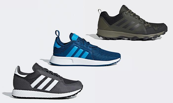 2 נעליים לגברים ולנשים אדידס adidas