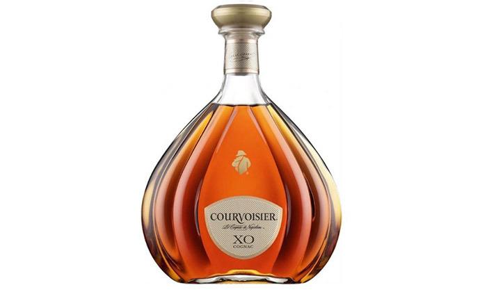 3 בקבוק קוניאק קורווזיה XO
