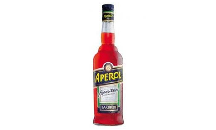 3 בקבוק משקה אפריטיף אפרול