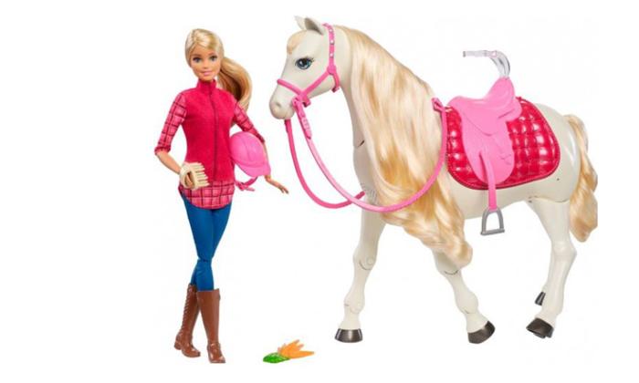 2 ברבי וסוס החלומות