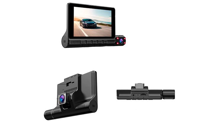5 מצלמת דרך לרכב 360 מעלות