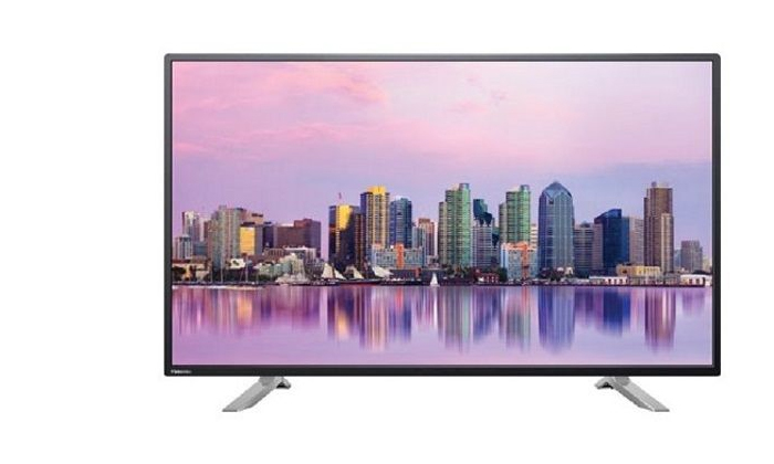 2 טלוויזיה חכמה TOSHIBA בגודל 55 אינץ'