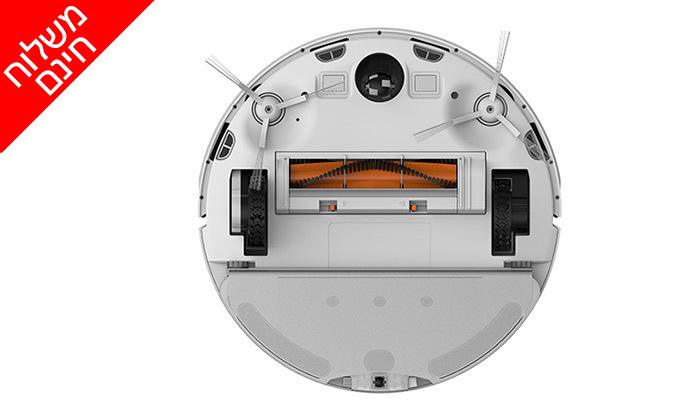 6 שואב אבק שוטף רובוטי XIAOMI - משלוח חינם