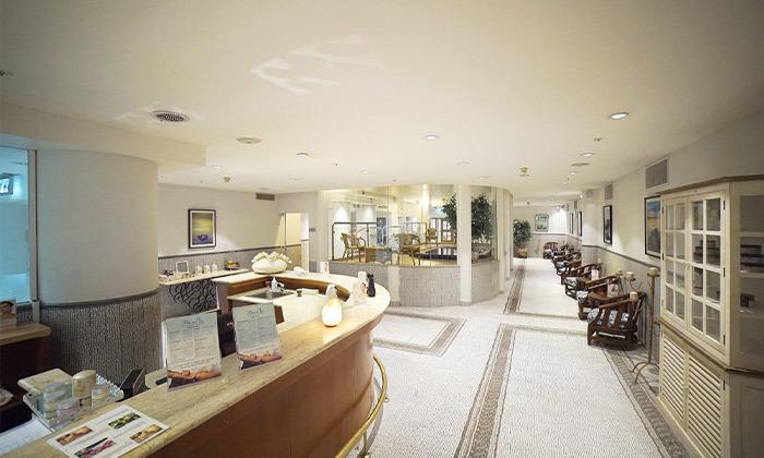 2 יום כיף עם עיסוי בפראנה ספאPrana Spa, מלוןיו מג'יק פאלאסאילת