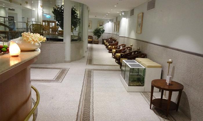 6 יום כיף עם עיסוי בפראנה ספאPrana Spa, מלוןיו מג'יק פאלאסאילת