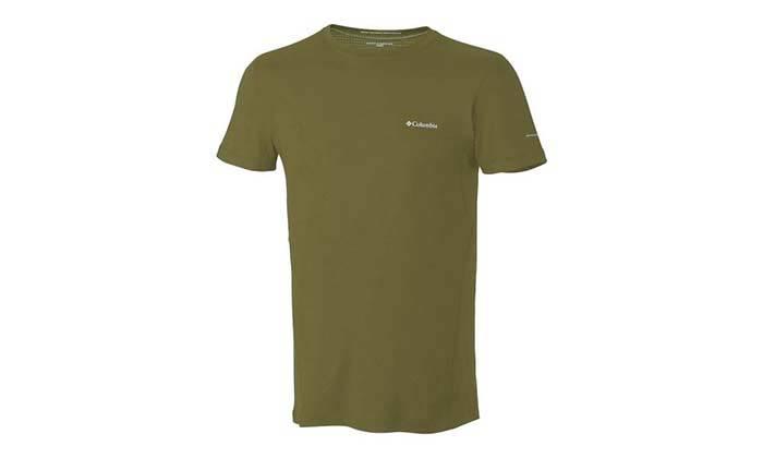 5 חולצת טי לגברים קולומביה Columbia