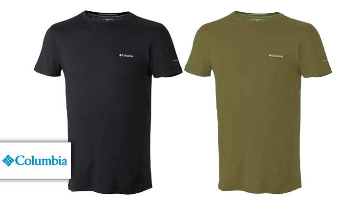 2 חולצת טי לגברים קולומביה Columbia