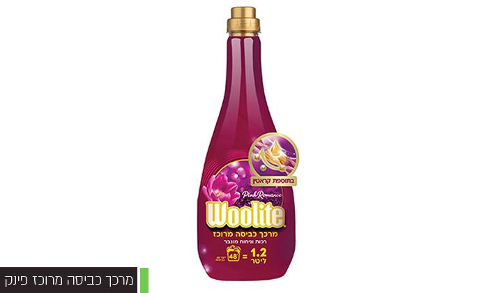 14 מארז 5 מוצרי כביסה COLON, VANISH ו-WOOLITE לבחירה