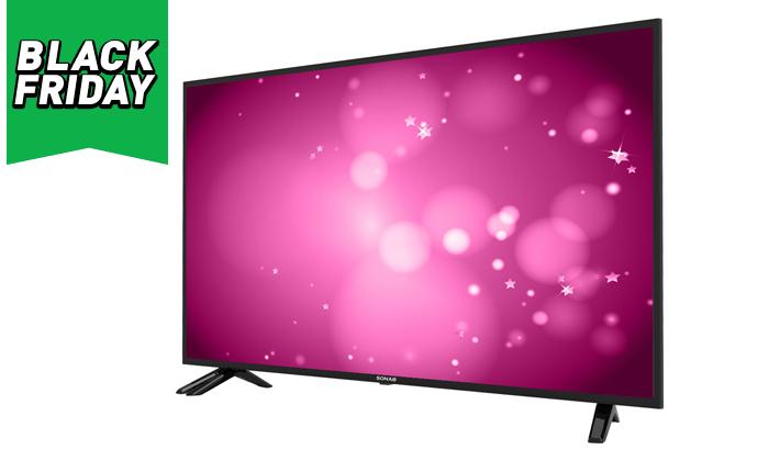 2 טלוויזיה חכמה 65 אינץ' SONAB